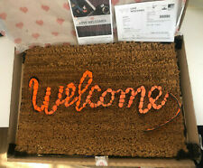 Banksy - Welcome Mat - First Edition 500- Gross Domestic Product - Love Welcomes