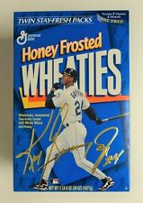 1996 Wheaties FULL BOX Mariners Griffey Jr.  DOUBLE SIZE Box -  FLASH SALE