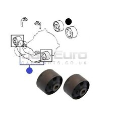 For LEXUS RX300 RX350 RX330 98-03 REAR DIFFERENTIAL MOUNTING DIFF BUSHES PAIR