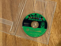 FOR JAPAN CONSOLES ONLY Nintendo GameCube,x1 Luigi's Mansion Disc