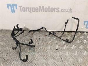 Ford Focus RS Mk3 Boost solenoid vacuum vac pipes