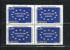 ESPAÑA. Año: 2005. Tema: CONSTITUCION EUROPEA.