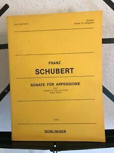 Schubert: Arpeggione-Sonate