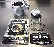 2012 Kawasaki KX250F Wossner Top End Rebuild Kit Replated Cylinder 11005-0586