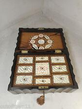 Antique ANGLO/Indian/Ceylan Coromandel Box ref 2315