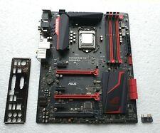 ASUS ROG MAXIMUS VII RANGER z97 Motherboard + Intel 4790K OC CPU 4.7GHZ BUNDLE