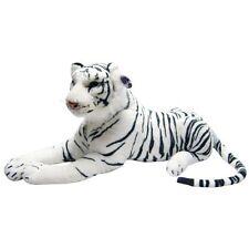 NUOVA Grande TIGRE bianca giocattolo morbido peluche 70 cm Peluche Giocattolo morbido UK SPEDIZIONE VELOCE