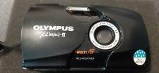 Olympus Mju II 35mm Kompaktkamera - Schwarz (11199)