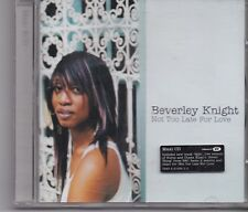 Beverly Knight-Not Too Late For Love cd maxi single