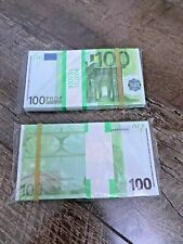 Movies Money 100 X 100 Euros