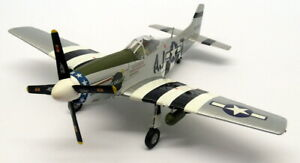 Armour 1/48 Scale Diecast - B11E074 P51 Mustang U.S.A.A.F Airplane