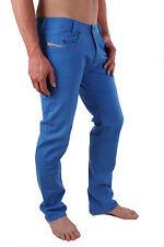 Diesel W30 IAKOP 0111d Stretch Light Crumpled Slim Tapered Fit Jeans