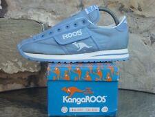 Vintage 1980s kangaROOS UK6 / EU39 Deadstock sneakers trainers USA runners OG