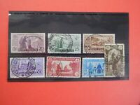 ITALY STAMPS 1931 Used Set Of 7  ( St Antony ) cat value £227