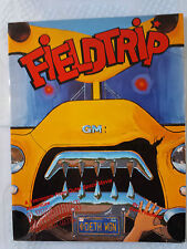 Fieldtrip a Teenager from outer space movie adventure RPG Talsorian games inc
