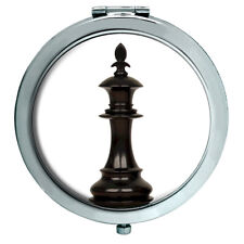 Chess King Compact Mirror