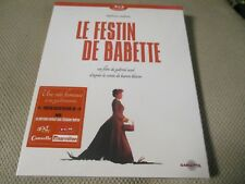"BLU-RAY NEUF ""LE FESTIN DE BABETTE"" Stephane AUDRAN / de Gabriel AXEL"