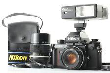 【 Mint Super Set 】 Nikon F3 P hp avec / Ai-S Ais 50mm F1.8 135mm F2.8 SB-15