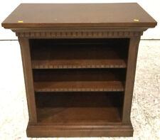 Small 3-shelf Wood Bookcase Lot 2337