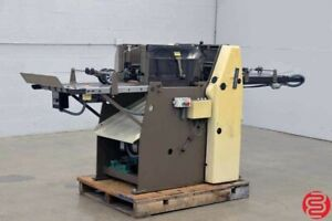 Rosback Stitcher, Trimmer and Feeder Assembly (1994 Late Model)