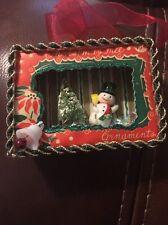 Christmas Tree Ornaments No 1005/15 Japan Vintage