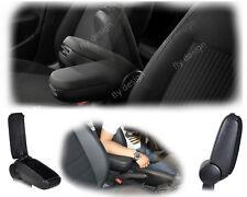 Passat VW for Car Armrest Suitable B5 3B Black Fabric/Textile Rest Comfort