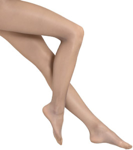 WOLFORD Tights Satin Touch 20 Denier Fairly Light Color Size Small $35 - NWT