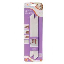 Dreambaby Non-Slip Translucent Bath Mat Strips 14PCS Baby Safety Dream Anti-Slip