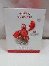 2013 Hallmark Keepsake Ornament Under The Sea Disney The Little Mermaid