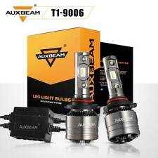 AUXBEAM T1 9006 HB4 LED Headlight Conversion Kit Bulbs 6500K with Canbus Adapter