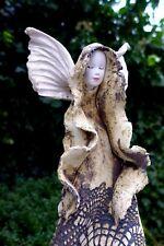 ANGELO in ceramica da appendere ARTE fatto a mano BELLISSIMI COLORI Fattoria shop 06-08