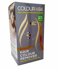 Colour B4 Hair Colour Remover Extra Strength  for Dark Dyes Colour