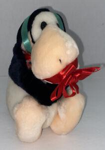 Vintage OPUS the Penguin PLUSH Bloom County Comic Strip Dakin Christmas