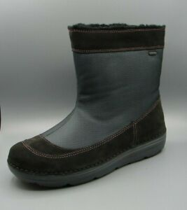 "Clark's""NELIA MOON GTX"" Women's Dark Grey  Boots size UK 5 D."