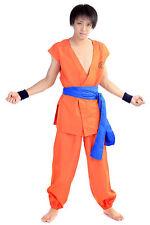 DBZ DRAGONBALL Z Juegos con disfraces Disfraz Uniforme de capacitación kakarot son Goku set 4th versión