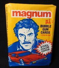 1983 DONRUSS MAGNUM P.I. UNOPENED PACK