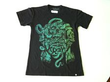 Tres Skateboard T-Shirt, Small, Black- 100% cotton, New!