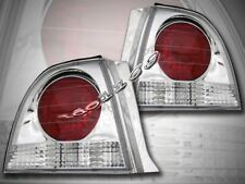 Fit For 94-95 Honda Accord Altezza Tail Lights Chrome 2/4Dr New