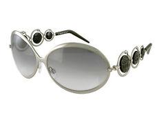 ROBERTO CAVALLI 'Distene ' Ladies Sunglasses RC442 14B Silver Grey Gradient CAT2