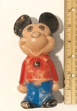 Hanna Barbera Productions. Mickey Mouse 1 Bowling Pin Toy Figure  Hong Kong D12