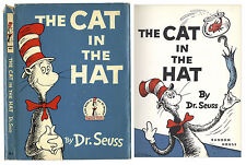 New listing Dr. Seuss ''The Cat in the Hat'' - Early 1957 Edition