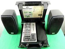 Peavy Messanger Portable Sound System M100 with 2 Microphones