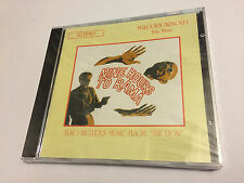 NINE HOURS TO RAMA (Malcolm Arnold) OOP 1963 Soundtrack Score OST CD SEALED
