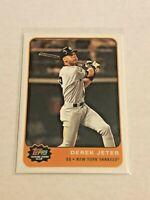 2020 Topps Future Stars Club Baseball October - Derek Jeter - New York Yankees