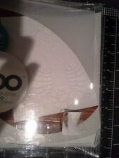 TODO Embossing folder - Nature Laurel - Like cuttlebug quickutz sizzix