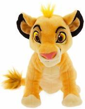 Disney Simba Plush – The Lion King – Mini Bean Bag – 7''