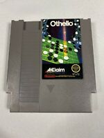 Othello (Nintendo Entertainment System NES) Cleaned Tested Works GREAT