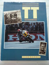 *** SALE *** THE MOTOCOURSE HISTORY OF THE ISLE OF MAN TT RACING BOOK, jm