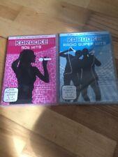 Karaoke 90s Hits Radio Super Hits DVD x2 Sealed Free Post
