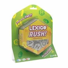 Spelling / Word Search Game - Lexigo Rush! Ages 8+